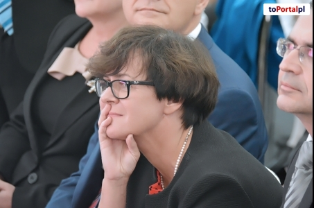Minister edukacji na Śląsku.
