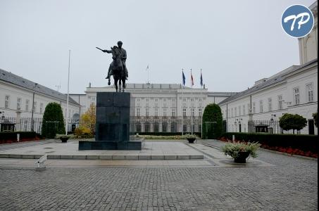 Odznaczenia na Politechnice Warszawskiej.