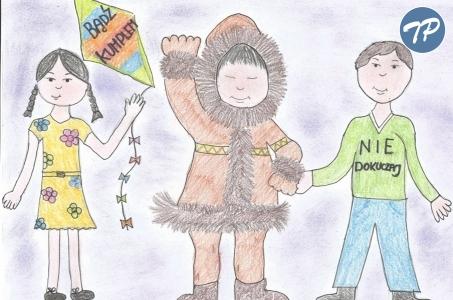 Racibórz. Hania Gruchel wyróżniona w konkursie Cartoon Nerwork.