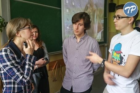 Racibórz. Wspólny projekt Uniwersytetu Jagiellońskiego i II LO w Raciborzu.