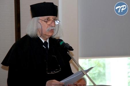 Profesor Grzegorz Rozenberg doktorem honoris causa Politechniki Warszawskiej.