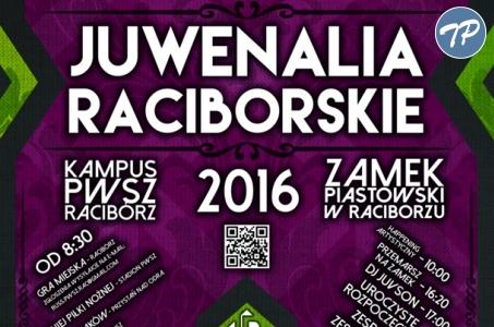 Znamy dokładny program Juwenaliów Raciborskich!